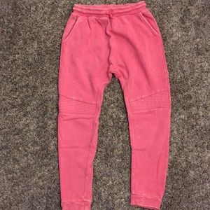 Little girls H&M drop crouch joggers Size: S